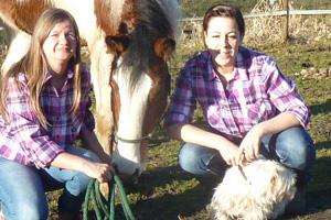 Susanna und Andrea