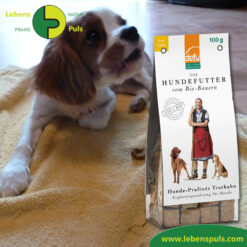 Defu Felderzeugnisse Bio Hundefutter Snack Pralinen Truthahn
