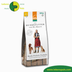 Defu Felderzeugnisse Bio Hundefutter Snack Pralinen Truthahn 1
