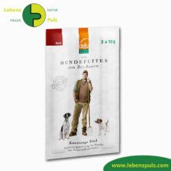 Defu Felderzeugnisse Bio Hundefutter Kaustange Rind 1