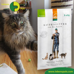 Defu Felderzeugnisse Katzenfutter Kaustange Truthahn