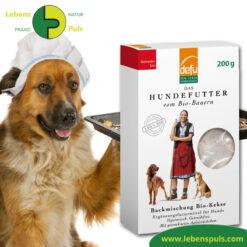 Defu Felderzeugnisse Bio Hundefutter Backmischung Hundekekse