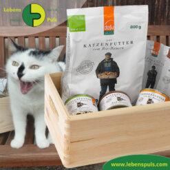 Defu Bio Katzenfutter Geschenk Box