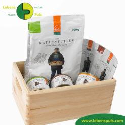 Defu Bio Katzenfutter Geschenk Box 1