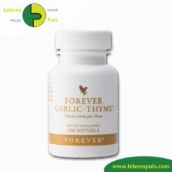 Forever Living Products Garlic Thyme Thymian 1
