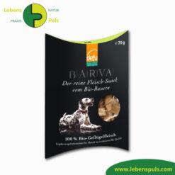 Defu Felderzeugnisse Bio-Hundefutter Fleisch-Snack Geflügel Barva 1