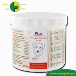 Futtermittelergaenzung Futtermedicus Vitamin Optimix Barf