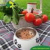 Defu Felderzeugnisse Bio Katzenfutter Nassfutter Rind Picknick