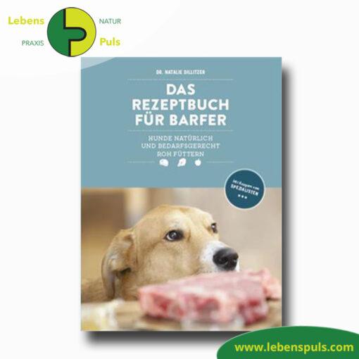 Buch fuer Hunde Das Rezeptbuch fuer Barfer Futtermedicus