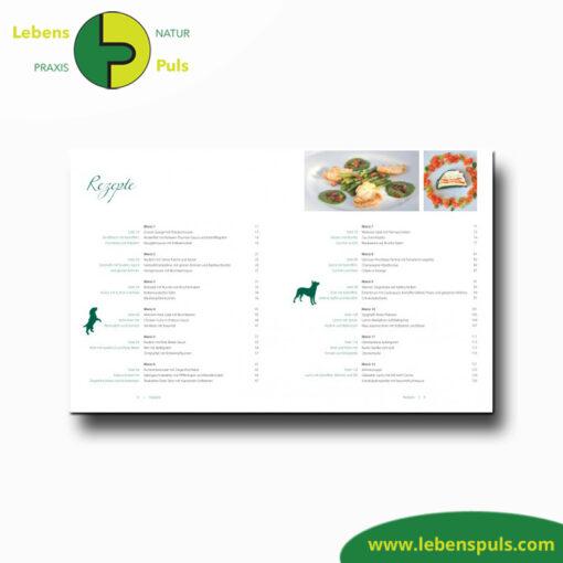 Buch Lieblingsrezepte und Lieblings Rezepte Futtermedicus 1
