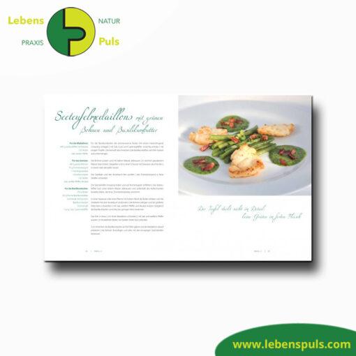 Buch Lieblingsrezepte und Lieblings Rezepte Futtermedicus 6