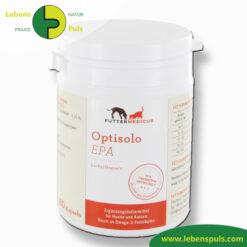 Futtermittelergaenzung Futtermedicus Lachsoel Kapseln Optisolo EPA