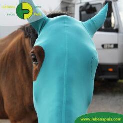 VetMedCare Tierbedarf Pferd Kopf Ohrenschutz ohne Augenausschnitt 2