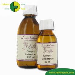 Futtermittelergaenzung Futtermedicus Luderland Lebertran