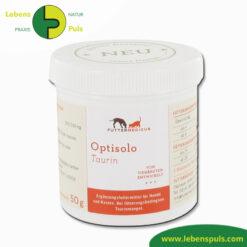 Futtermittelergaenzung Futtermedicus Optisolo Taurin
