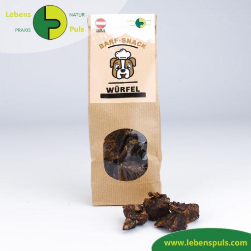 LebensPuls Barf Snack Lungen Würfel 5