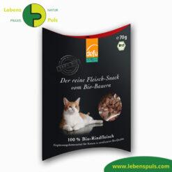 Defu Felderzeugnisse Bio Katzenfutter Fleisch Snack Rind Produkt