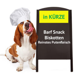Barf Snack Biskotten Pute in Kürze bei LebensPuls